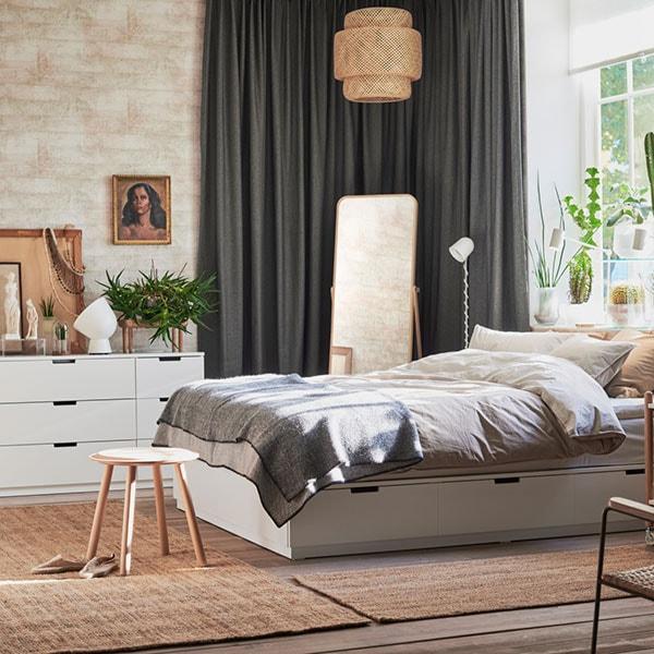 inspiration für dein schlafzimmer – ikea  ikea schweiz