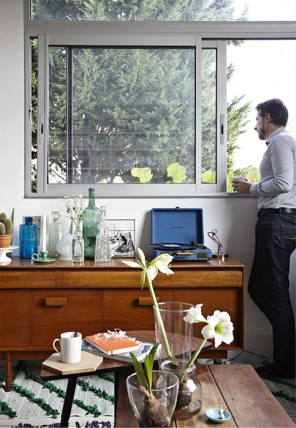 Offene Wohnraumgestaltung In Einer Fabrik Ikea