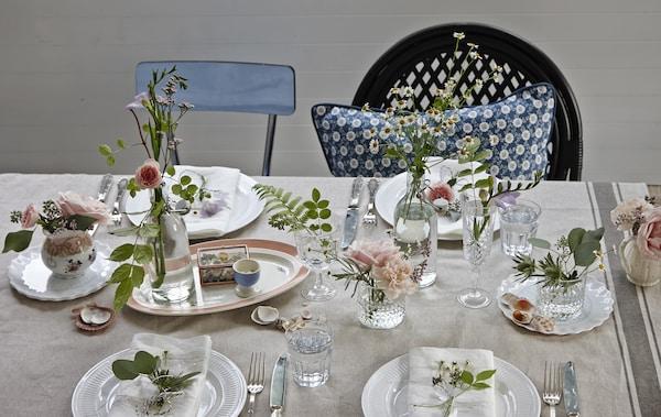 Sommer-Tischdeko: Tolle Ideen Für Dein Zuhause