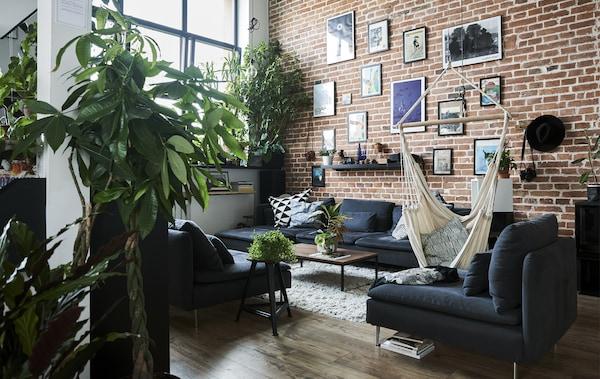 Offene wohnung einrichten und organisieren ikea for Wohnung einrichten ideen