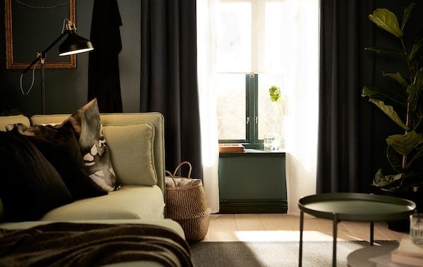 Wohnzimmer-Beleuchtung: Ideen für mehr Ambiente - IKEA