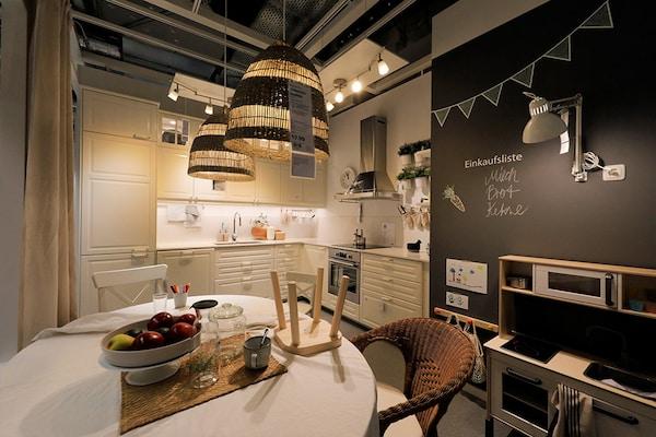 Einblick in das IKEA Planungsstudio in Berlin