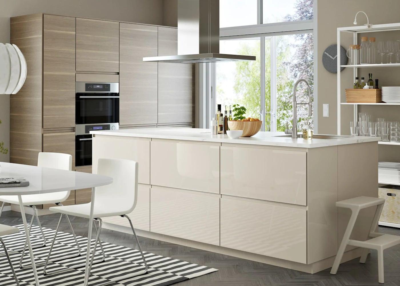 Kochen in einer modernen Oase der Ruhe - IKEA - IKEA®
