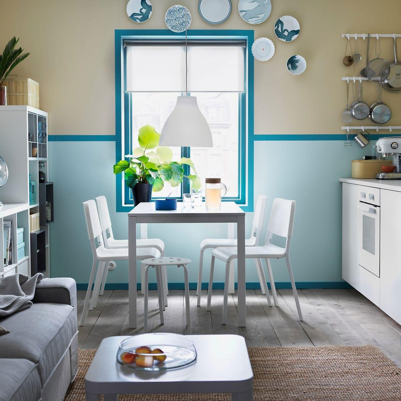 Ein Tisch mit verstecktem Potenzial - IKEA