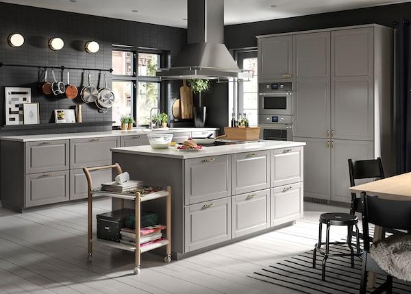 Kuchenplanung Traumkuche Planen Ikea