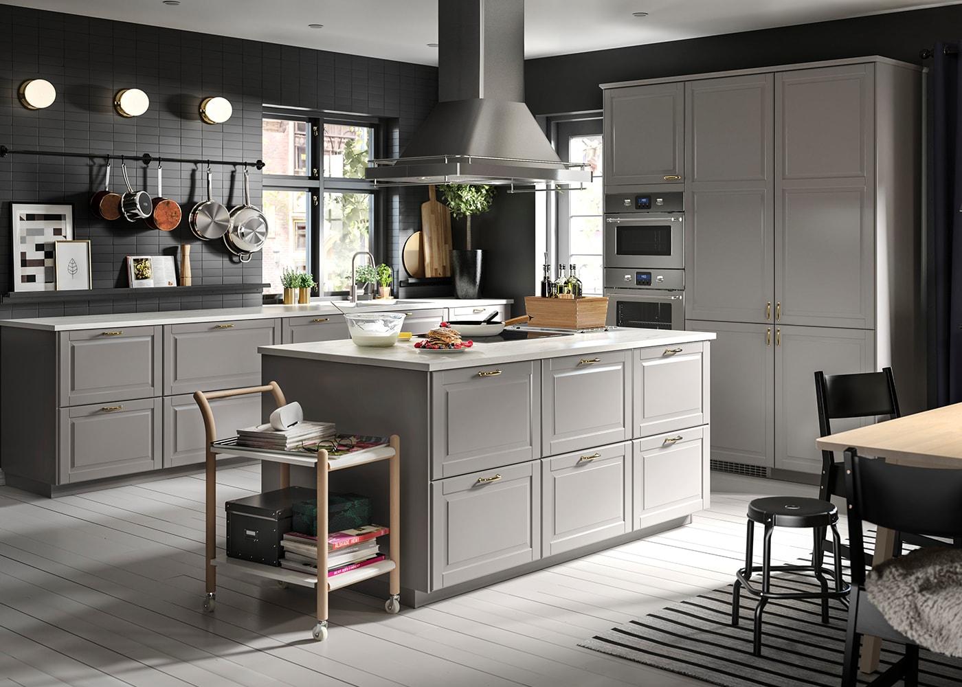 Traditioneller Look für moderne Köche - IKEA - IKEA