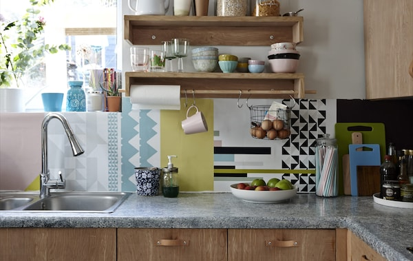 wohndekoration ideen zum selber machen ikea. Black Bedroom Furniture Sets. Home Design Ideas