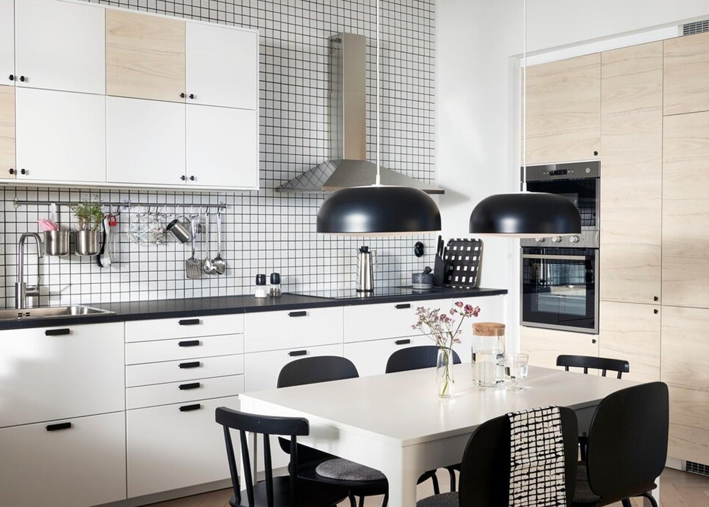 Flexible Küche voller Aufbewahrung - IKEA Österreich