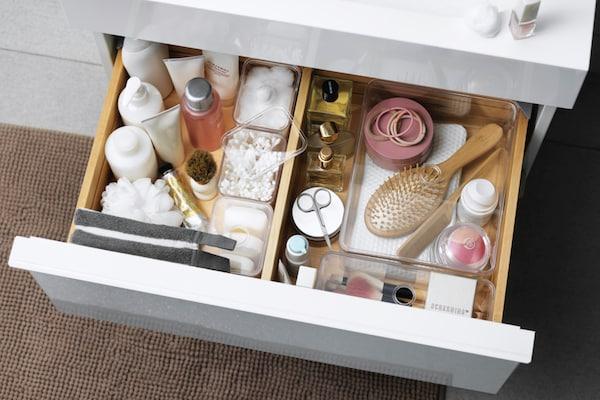 Ratgeber: Aufbewahrungstricks für jede Badgröße - IKEA