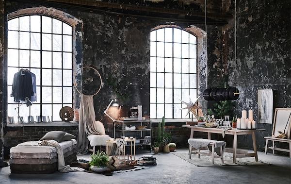Weihnachtsdeko Wohnzimmer: Ideen vom Stylisten - IKEA