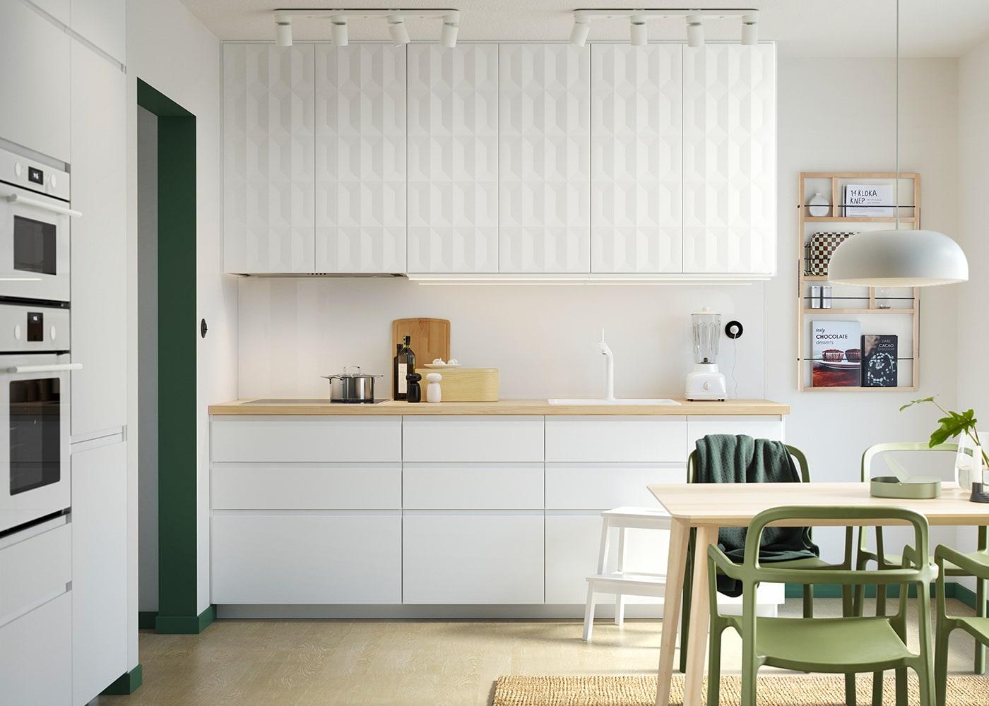 sch n schlicht hell einfach skandinavisch ikea ikea. Black Bedroom Furniture Sets. Home Design Ideas