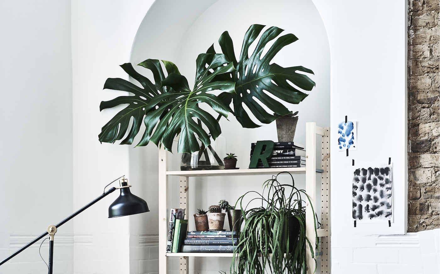 indoor garten ideen sommer das ganze jahr ikea. Black Bedroom Furniture Sets. Home Design Ideas