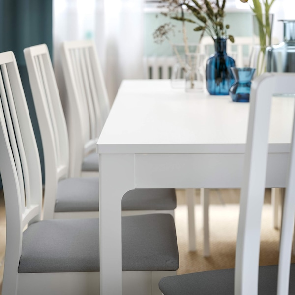 EKEDALEN dining table and chair