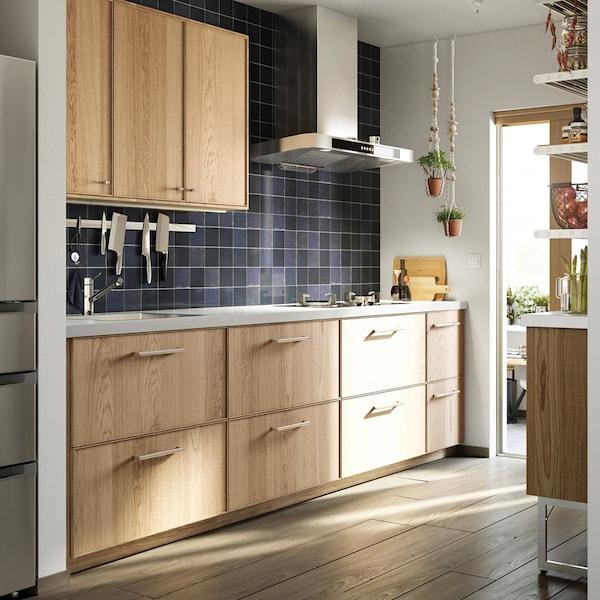 Page Finition Cuisine Ekestad Chene Ikea
