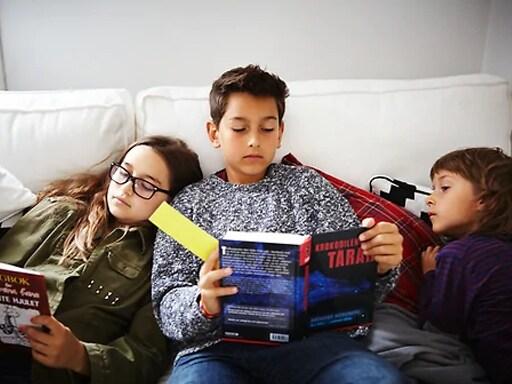El moment perfecte per ajudar-los a fomentar la lectura