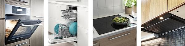 k chenm bel k chenger te g nstig kaufen ikea. Black Bedroom Furniture Sets. Home Design Ideas