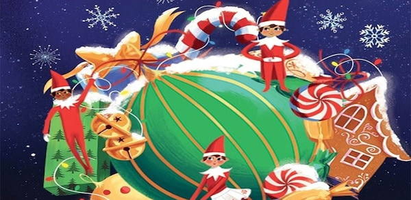 Elf on the Shelf image