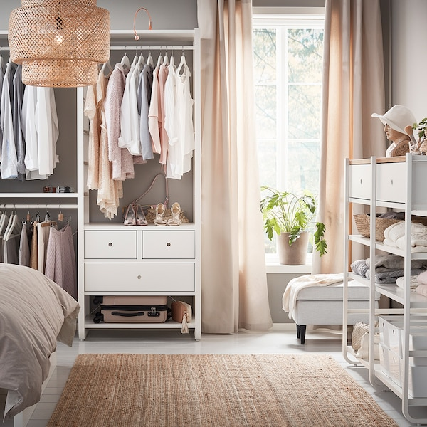 Furnishing ideas & inspiration for your bedroom - IKEA