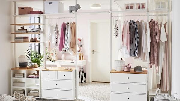 ELVARLI open kledingkastsysteem