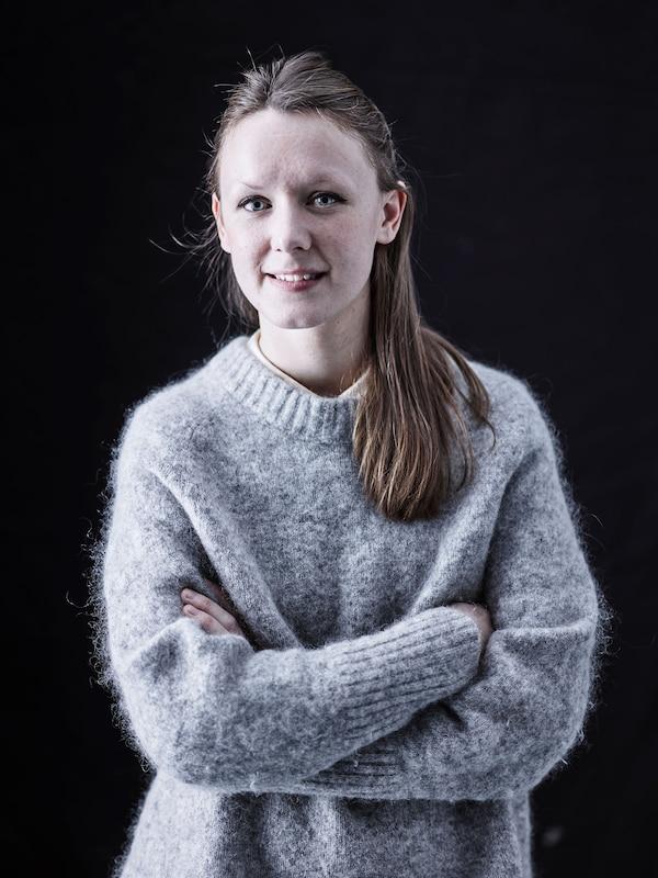 Emma Parkinson, IKEA designer.