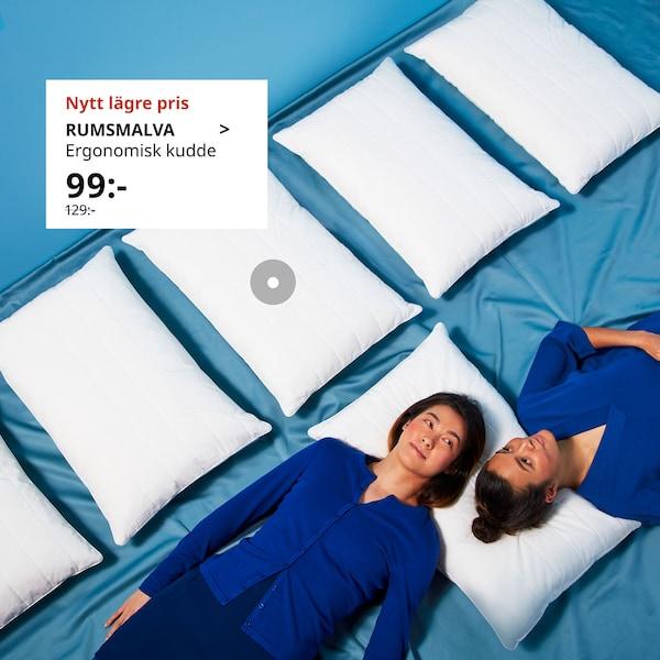 En guide till den bästa madrassen, täcken och kudden