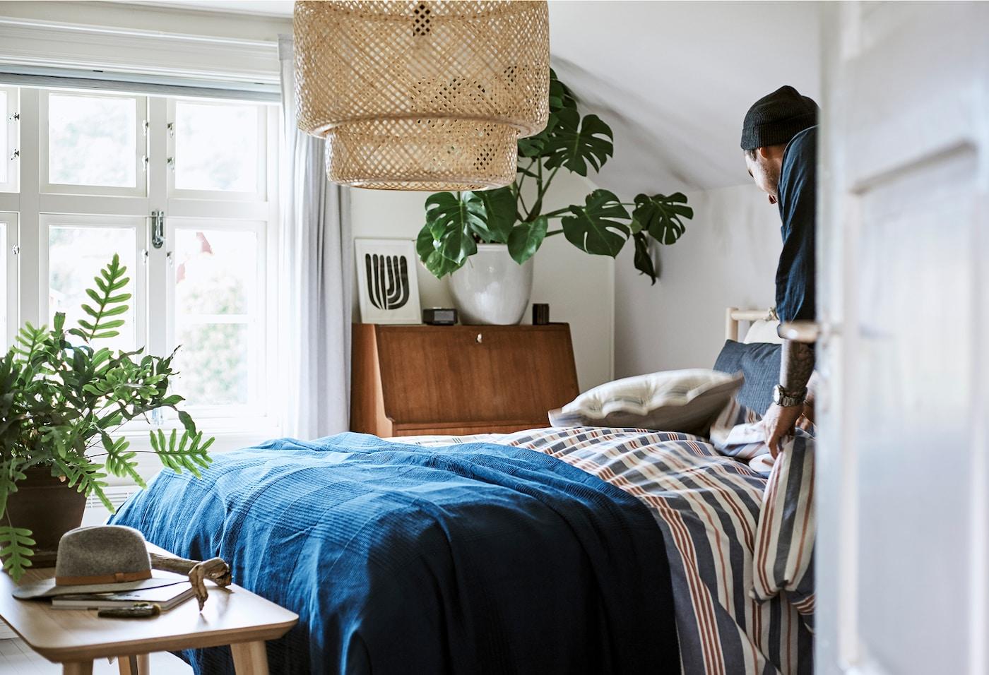 Ett par i stan gör en gammal gård till harmoniskt hem IKEA