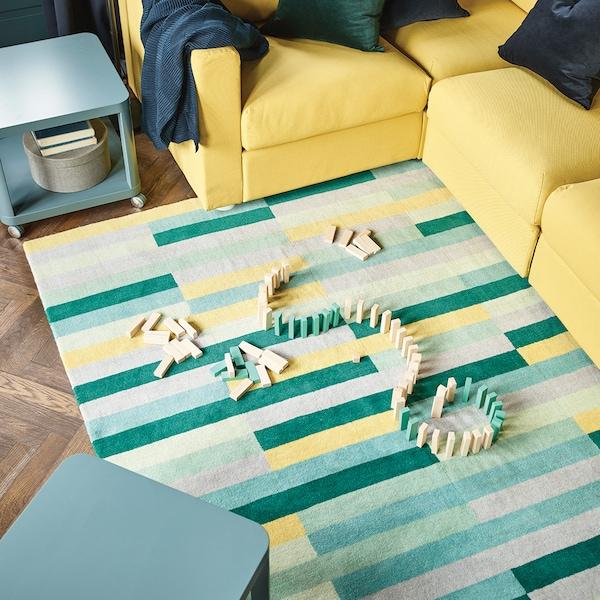 Energiesparen durch Teppiche