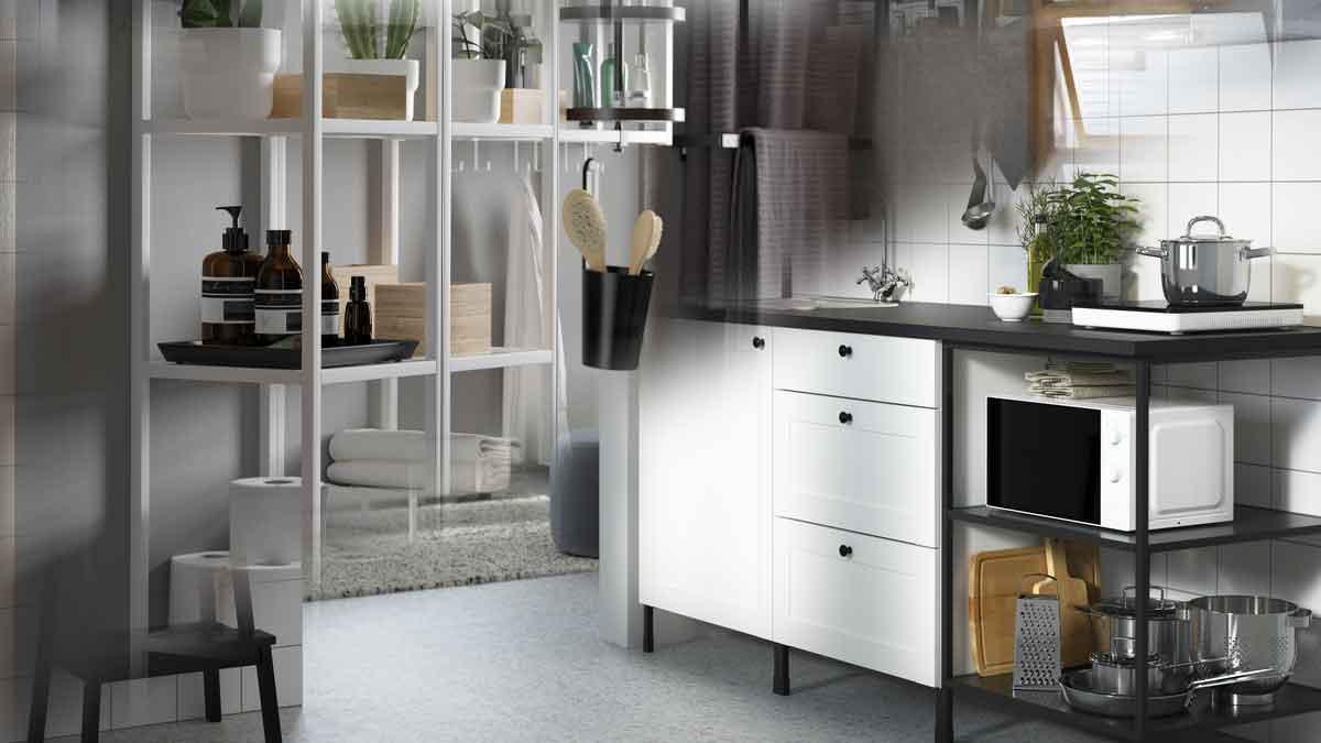 ENHET   moderne Möbel für Küche und Badezimmer   IKEA Österreich