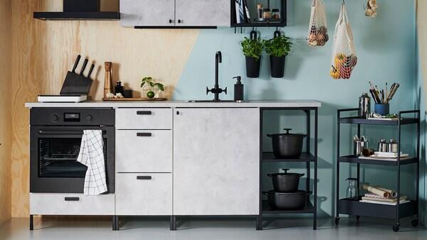 ENHET kitchen.