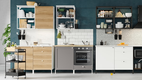 ENHET kitchen planner tool.