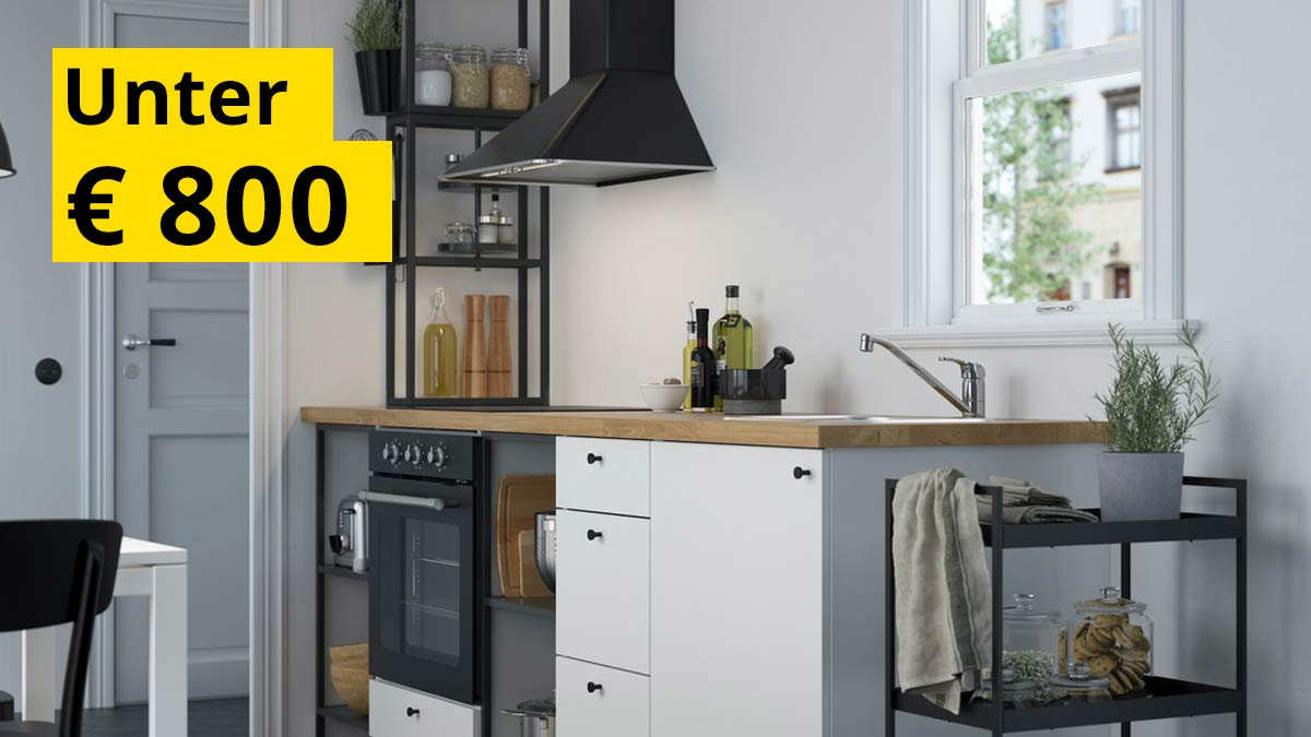 ENHET Küchen-Lösung