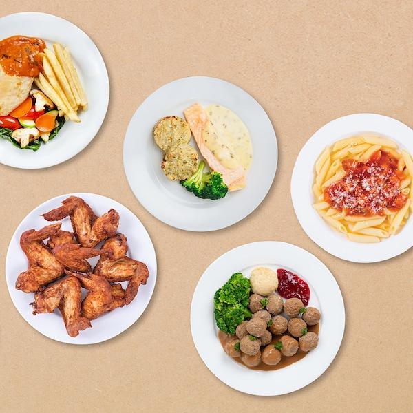 Enjoy 10% off IKEA food items from our Restaurants & Swedish Food Market
