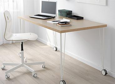 Enlace al planificador de escritorios.
