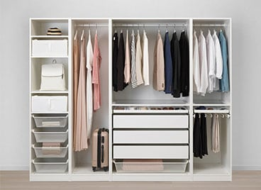 como pedir un armario personalizado ikea