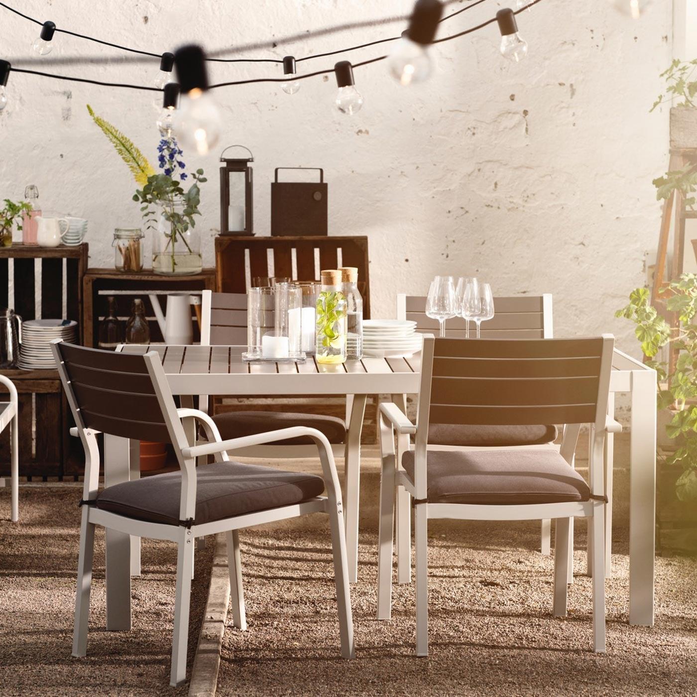 Mobilier de jardin et Décoration d'extérieur Jardin IKEA