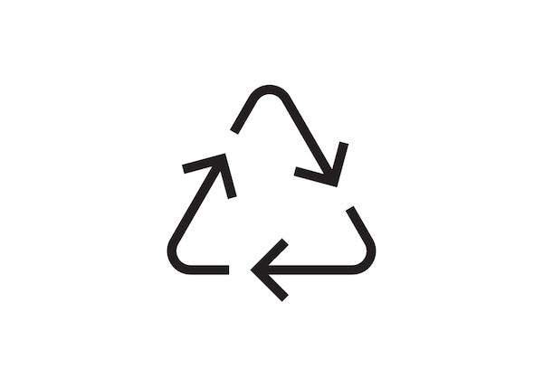 Entsorgung & Recycling Icon
