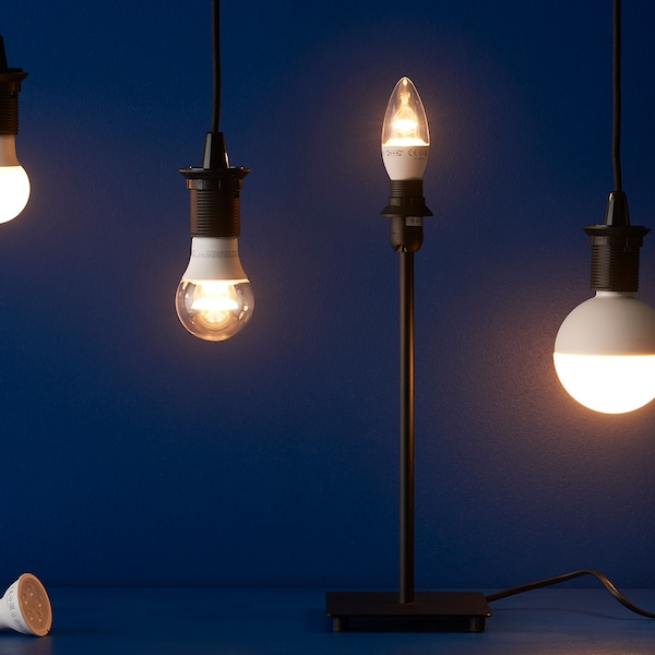 Erstklassige Farbwiedergabe bei LED-Beleuchtung