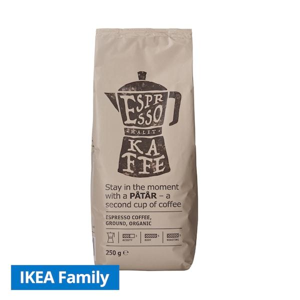 Espresso coffee ground, 250g