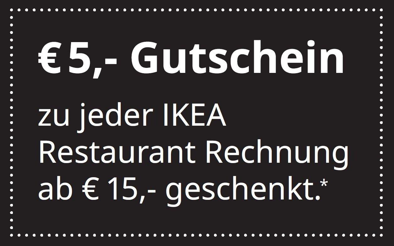 Ikea Restaurant Gutschein