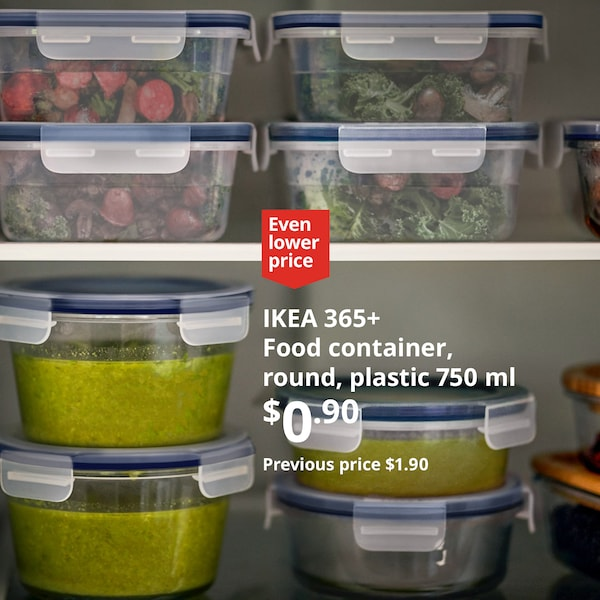Even lower prices at IKEA