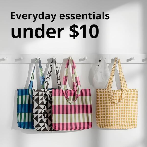 Everyday essentials under $10