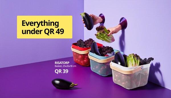 Everything under QR 49