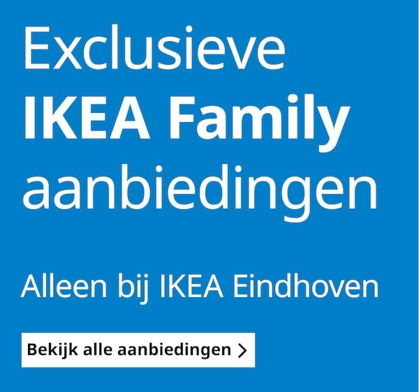 Exclusieve aanbiedingen bij IKEA Eindhoven