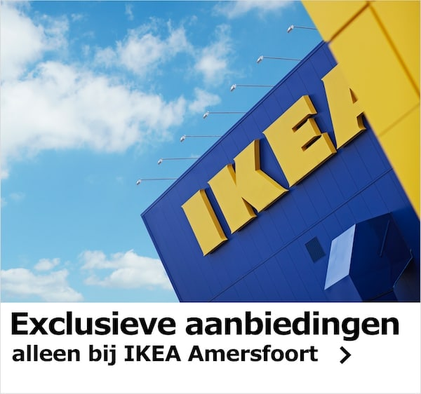 Exclusive offers at IKEA Amersfoort