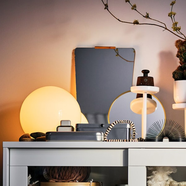 Explore the IDEAS gallery to find room inspiration and home decoration ideas.