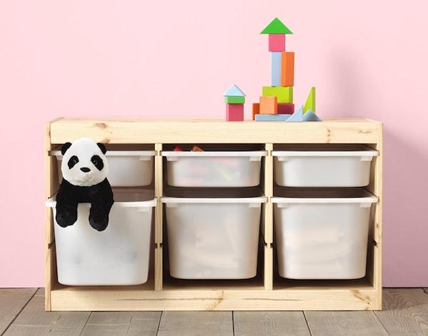 Ultramoderne Baby og børn - Indret værelse med fokus på sikkerhed - IKEA DJ-45