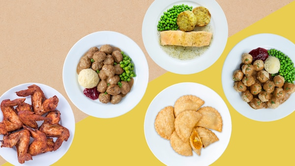 Recharge with 15% off all IKEA Food for Takeaway!