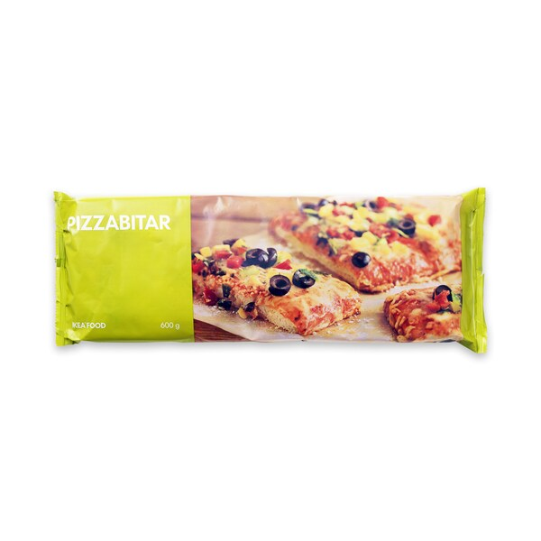 PIZZABITAR Pizza slices, vegetarian, frozen
