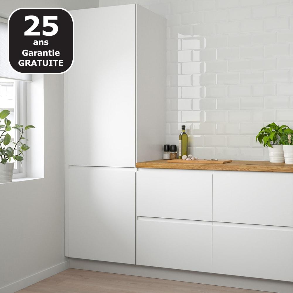 Cuisine Personnalisable VOXTORP Blanc Mat IKEA