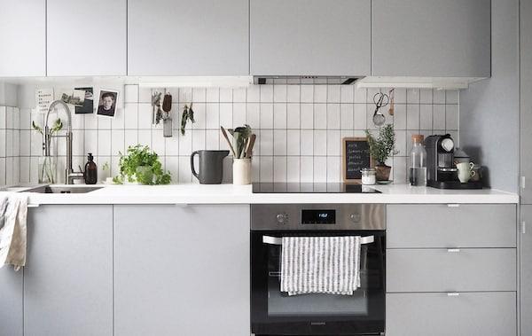 A Scandi Inspired Kitchen Design Ideas Ikea
